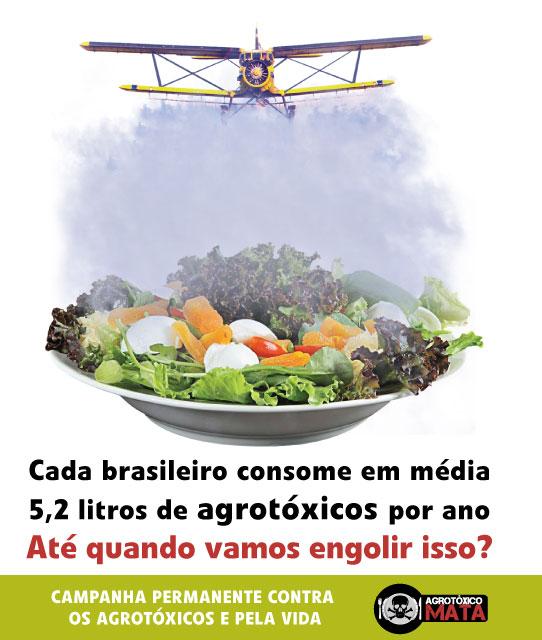campanha contra agrot