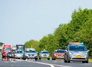 O nome é complicado: Grande Desafio de Condução Cooperativa (GCDC, na sigla em inglês)