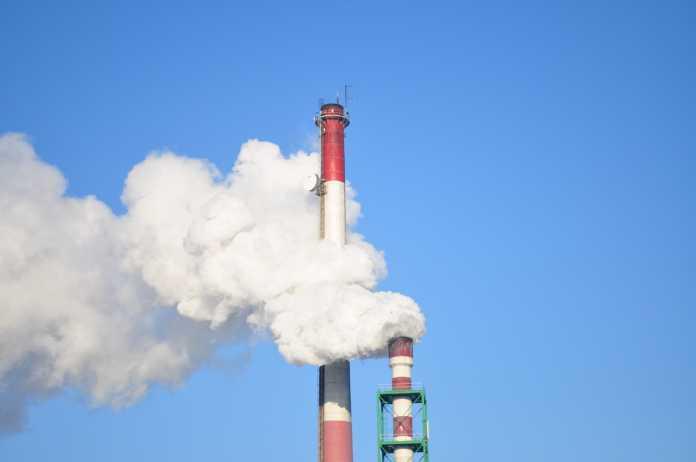 emissão de gases de efeito estufa, carbono