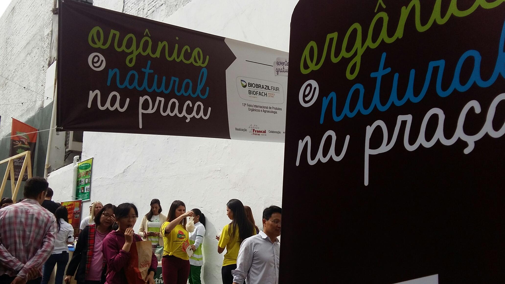 Além do maior interesse da população por produtos saudáveis e orgânicos, de acordo com o IBGE, 14% dos brasileiros se declaram vegetarianos. Foto: Divulgação.
