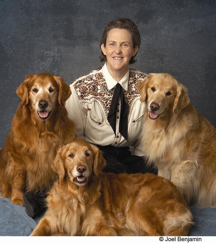 Temple Grandin: autoridade mundial em bem-estar animal no ...
