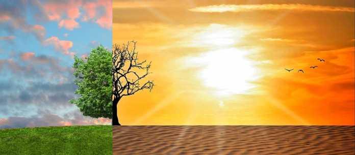 mudança climática, aquecimento global