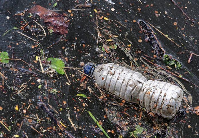plastico, lixo plástico, meio ambiente, oceano,