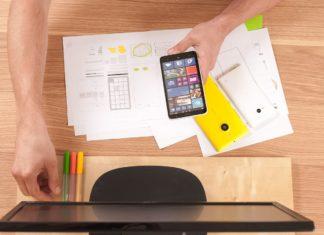 microsoft, telefone, smartphone, tecnologia