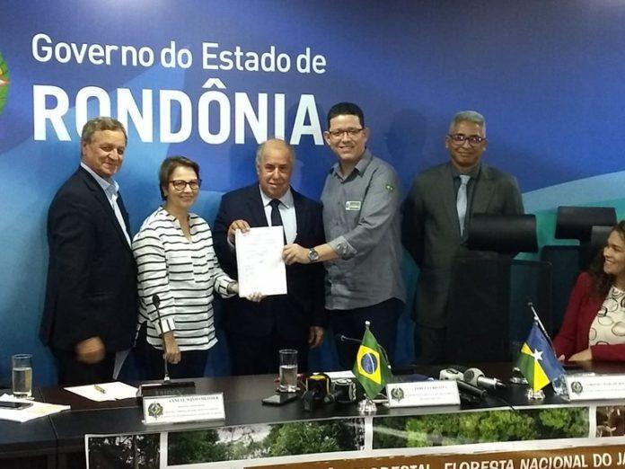 Tereza Cristina autoriza concessão de UC em Rondônia