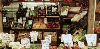 feira - banca de frutas