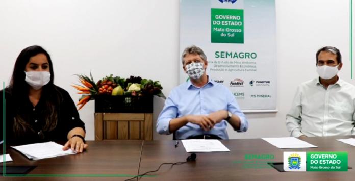 lançamento Programa Estadual de Agroecologia, Produção Orgânica e Extrativismo Sustentável Orgânico