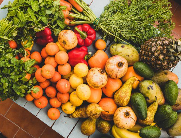 alimentação saudável para garantir a soberania alimentar