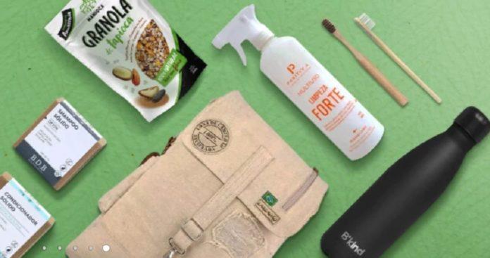 Mercado livre - produtos sustentáveis