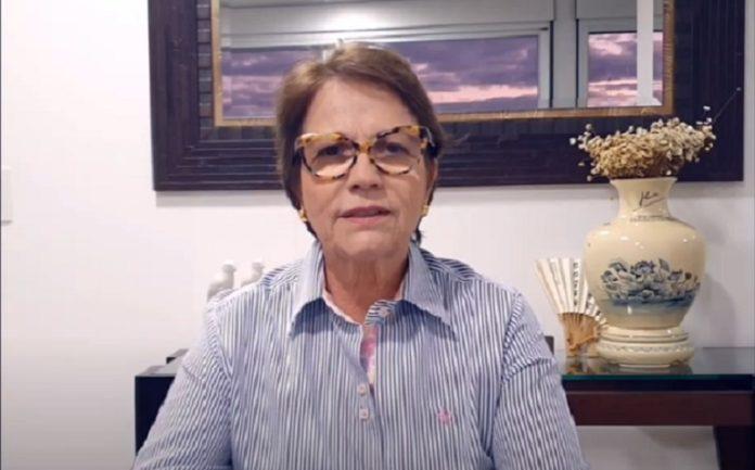 Ministra Tereza Cristina fala sobre sustentabilidade