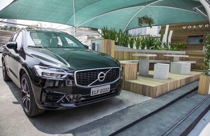 veículos elétricos Volvo