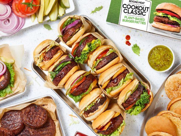 carne plant-based, carne vegetal